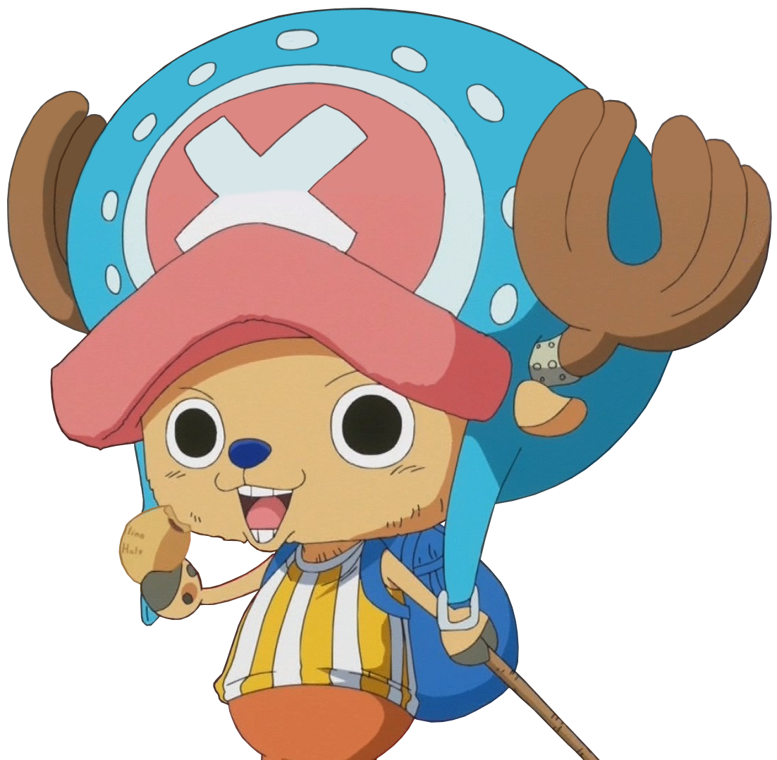 Tony tony Chopper de One Piece