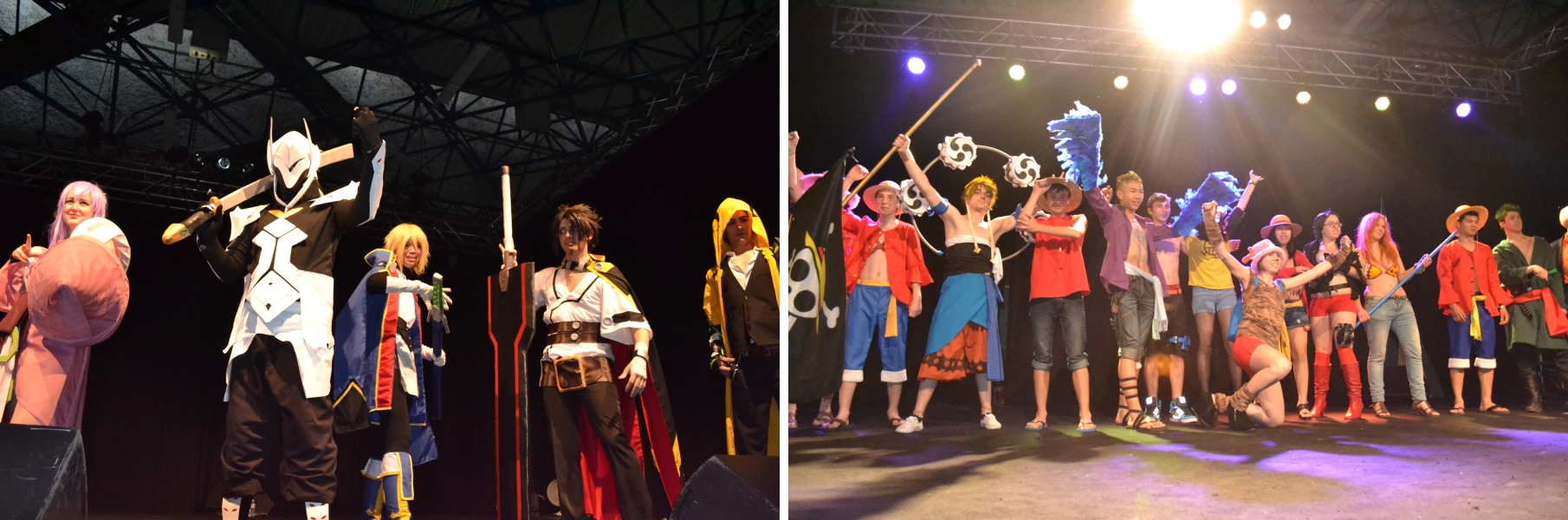 cosplay japan touch scene