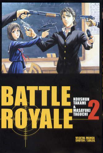 Battle Royale tome 2