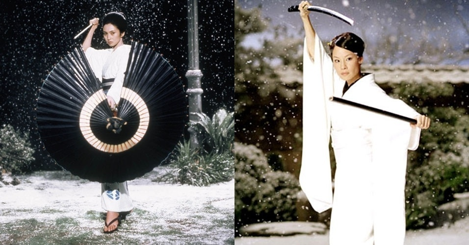 lady snowblood kill bill inspiration
